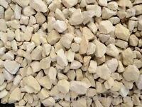 900kg sack Pentland Cream Garden Chips