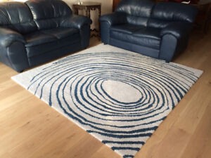 Large thick pile rug