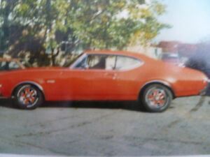 1968 Oldsmobile 442 Coupe (2 door)