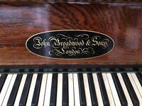 John broadwood &sons baby piano