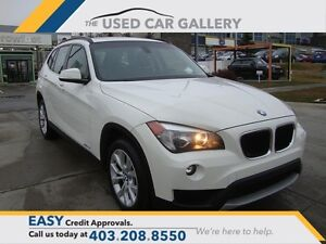 2014 BMW X1 xDrive28i, AWD! Technology Package, Premium Package