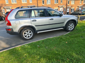 2003 volvo xc90 2.4 diesel AUTOMATIC 7 seater