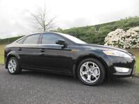 2010 FORD MONDEO TITANIUM X 6 SPEED ** HALF LEATHER ** HEATED SEATS **