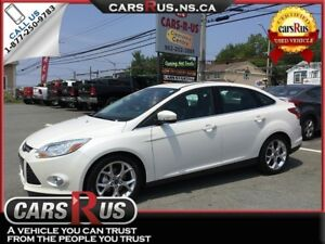 2012 Ford Focus SEL       NO TAX sale on now....1 week only!!