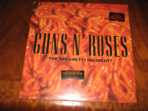 "Beyond Rare : GUNS N ROSES--""The Spaghetti Incident"" in Shrink"
