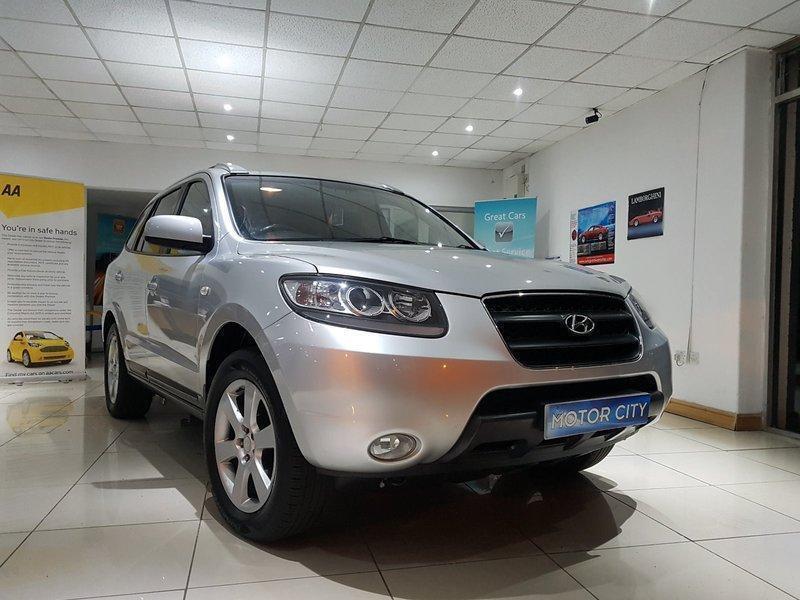 Hyundai Santa Fe 2.2 CRTD CDX 7 SEAT