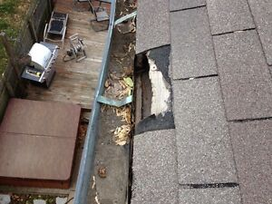 Roof Repair/Gauranteed Fix Leaks/Insured/Free Quotes