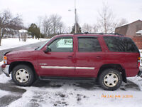 2005 GMC Yukon SLT E-tested, Ready for Certification