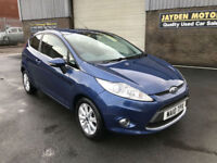 2010 FORD FIESTA ZETEC 1.4TDCI MANUAL 66000 MILES WITH SERVICE HISTORY
