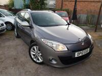 2010 RENAULT MEGANE MUSIC 1.5 DIESEL* FULL AA CHECK RAPORT* £30 TAX *GREAT COND*
