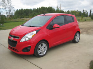 FOR SALE 2013 Chevy Spark in excellent condition