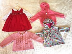 Baby girl clothes 6-12 months, 9 months London Ontario image 2
