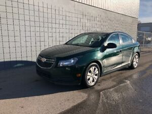 2014 Chev Cruze LS  Call/Text us for easy financing 587.888.4671