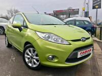 2010 Ford Fiesta 1.25 ( 82ps ) Zetec **Lovely Example - Service History**