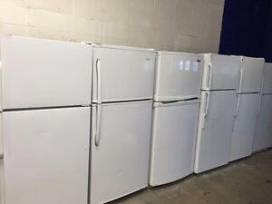 END OF YEAR CHRISTMAS BLOWOUT----18 CU FRIDGES ONE YEAR WARRANTY