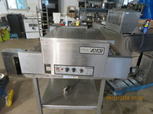 Pizza Oven / Conveyor / 18 inch / Counter Top