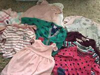 Twin girls clothes bundle
