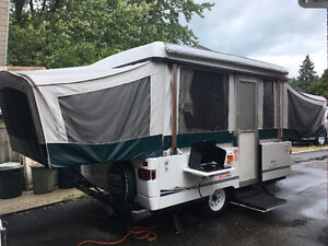 2001 Seapine Coleman Camper **NEW PRICE***
