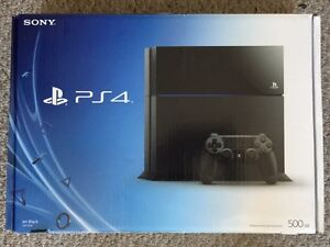 500 GB PS4 For Sale