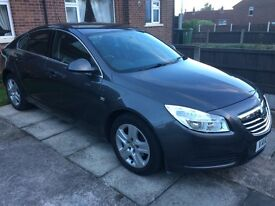 Vauxhall Insignia Exclusiv 2010 very low miles , price negotiable sensible offers considered