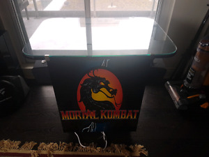 Cocktail arcade cabinet  MAME