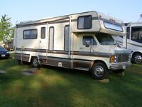 1980 25' Unik Sportsman Custom Class C Motorhome for sale