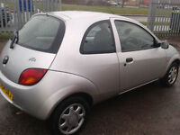 2004 Ford Ka 1.3 cc REPAIRS ONLY