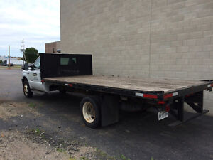 2004 Ford F-450 Flat Bed