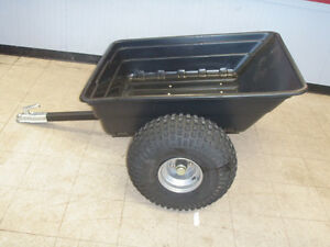 ATV TRAILERS IN STOCK TILTING TUB GREAT DEAL WILL SHIP HD Prince George British Columbia image 1