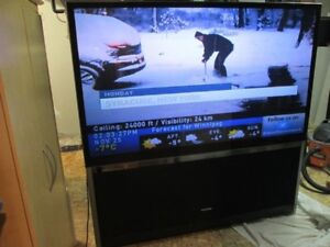 "65"" Toshiba Projection Cinema Series TV Model 65HX93"