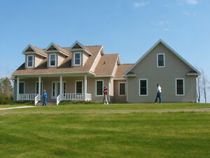 Oceanfront Home on 16 Acres