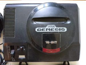 Sega Genesis Video Game Console Available!
