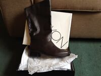 New (never worn) QVC Ladies Boots size 4