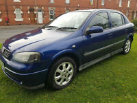 Vauxhall Astra 1.6i 2004 Active PX Swap Anything considered
