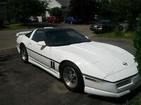 Prix réduit****1986 Chevrolet Corvette Coupé (2 portes)