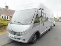 Carthago Chic E-Line 50 Yachting A-Class Motorhome - Comfortmatic Transmission