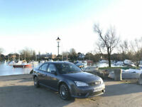 2005 Ford Mondeo 2.2 TDCi 155 ST TDCi 5 Door Hatchback Grey