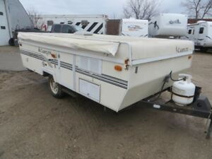 UTILITY TRAILERS & TENT TRAILER PARTS.