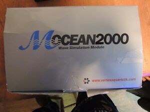 never used MOCEAN2000 wave simulation module with big bracket