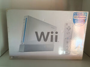 Nintendo Wii includes Wii Sports