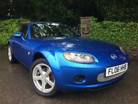 2006 (06) Mazda Mx5 Convertible ** 12 Month MOT **