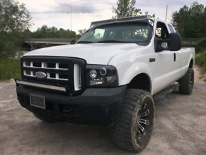 2006 Ford F250 lifted 4x4