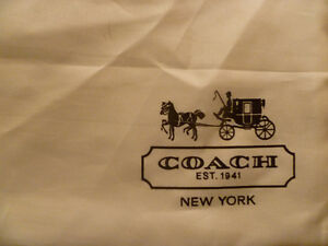 Selling New Coach Dustbag