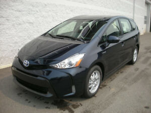 SALE on remaining 2017 Toyota Prius V