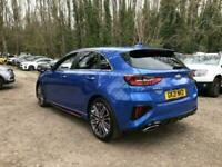 2021 Kia Ceed 1.6T GDi ISG GT 5dr DCT Automatic HATCHBACK Petrol Automatic