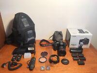 Canon 5D Mk ii - Full kit. Lots of extras..!