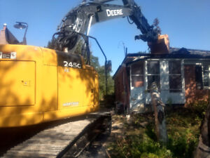 Excavation Services | Excavation, Demolition and