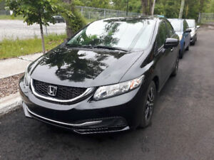 2015 Honda Civic EX Berline
