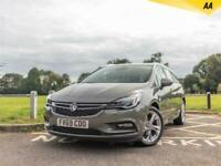 2019 Vauxhall Astra 1.4I TURBO SRI SPORTS TOURER AUTO (S/S) 5DR UNDER 6000 MILE