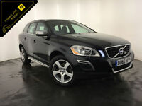 2012 62 VOLVO XC60 R-DESIGN D4 4WD 1 OWNER FINANCE PART EXCHANGE WELCOME